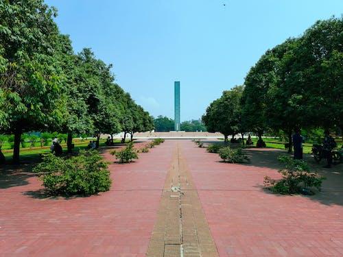 Free stock photo of bangladesh, blocks, clear blue sky