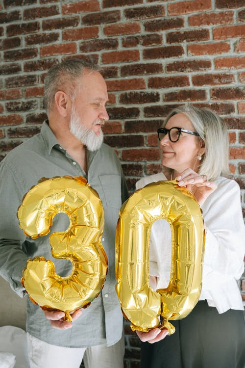 Foto stok gratis 30-an, anak, balon