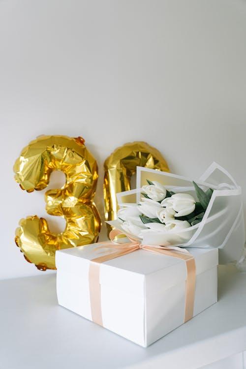 Foto stok gratis 30-an, anggun, balon