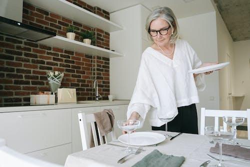 Foto stok gratis dalam ruangan, dapur, desain interior