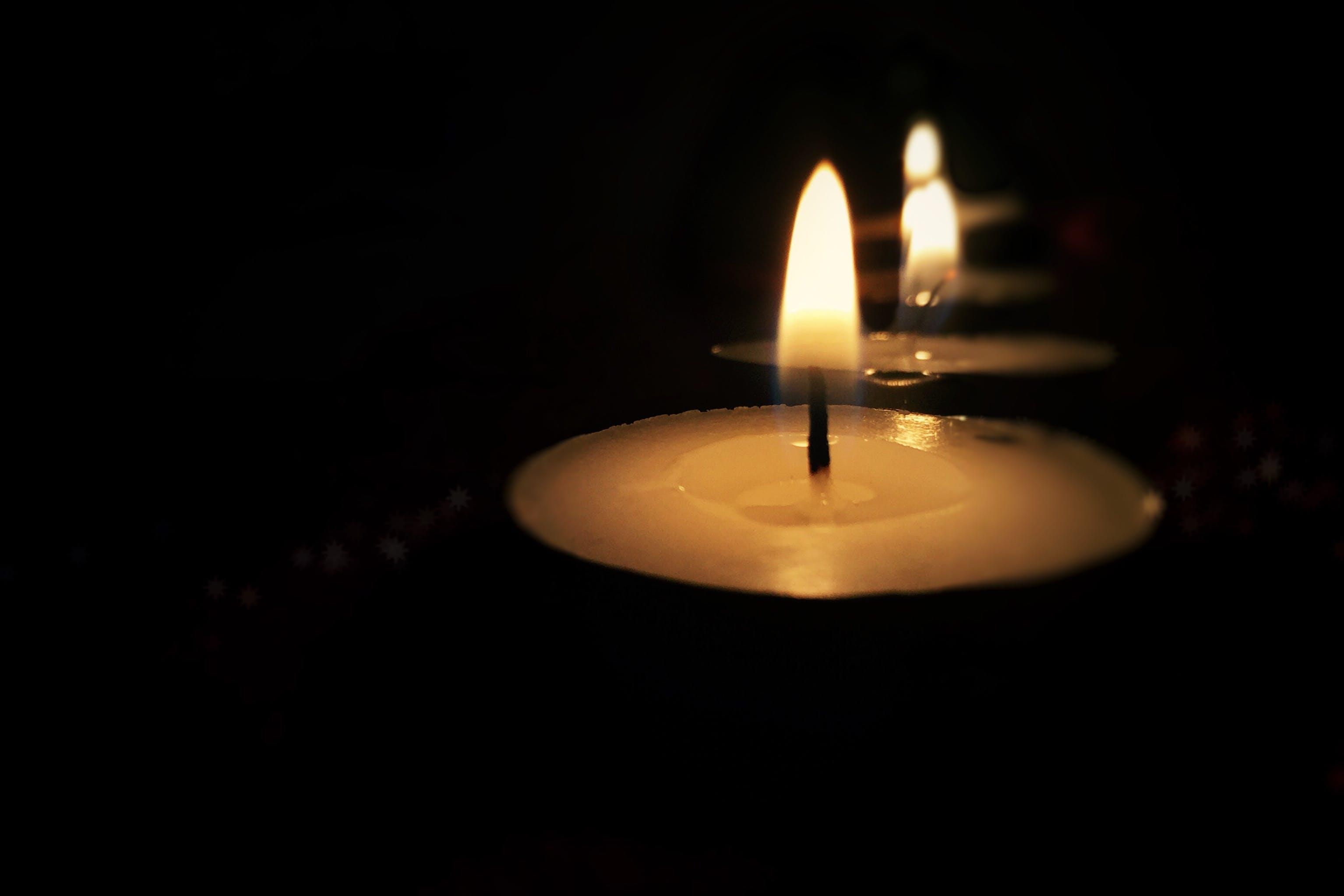 Free stock photo of candlelight, desktop backgrounds, desktop wallpaper, fairy lights