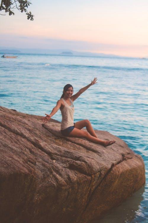Kostenloses Stock Foto zu liebe, love, ozean