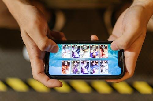 Gratis arkivbilde med berøringsskjerm, cyber, esports