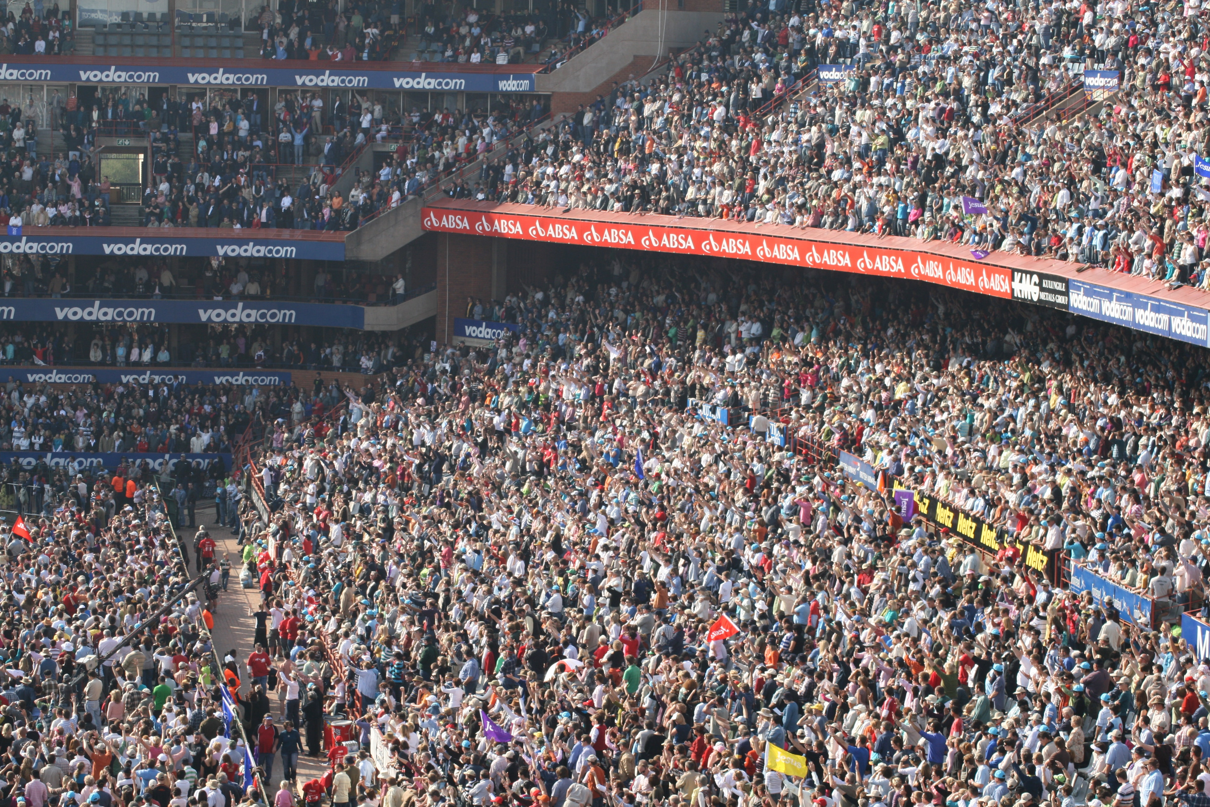 Free stock photo of crowd, event, stadium