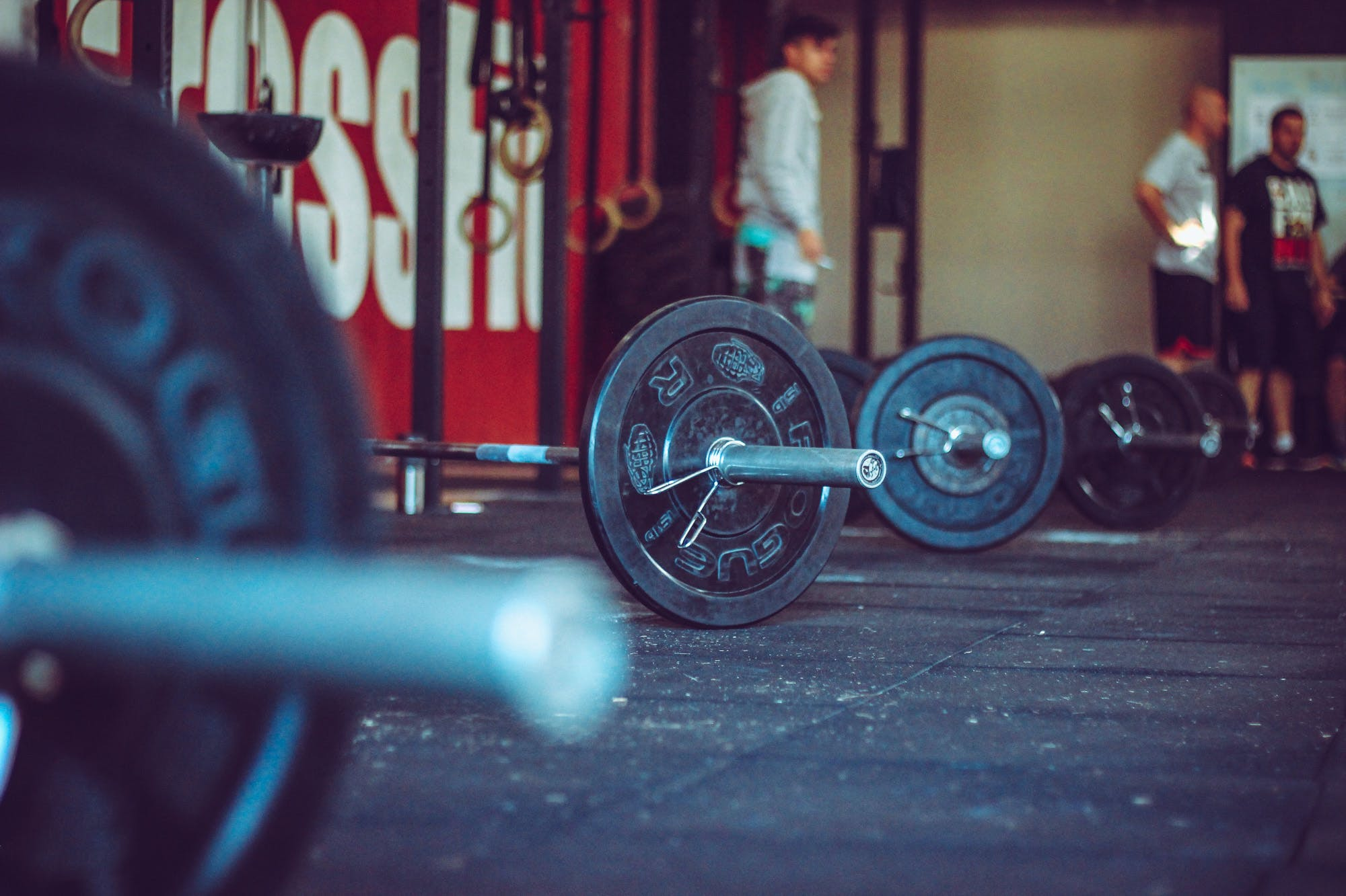Free stock photo of exercise, gym, barbell, crossfit