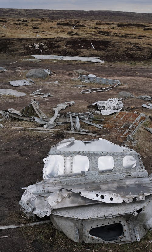 Free stock photo of bleaklow, bleaklow plane crash, peak district