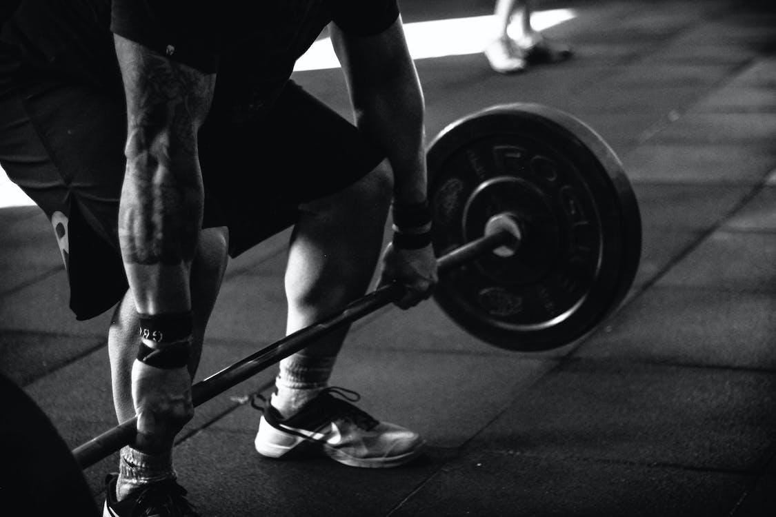bodybuilding, corps, crossfit
