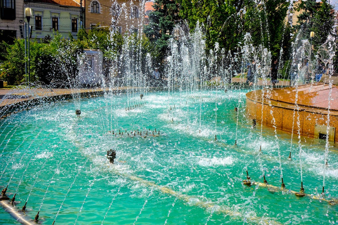 Free stock photo of fountain, fresh water, water