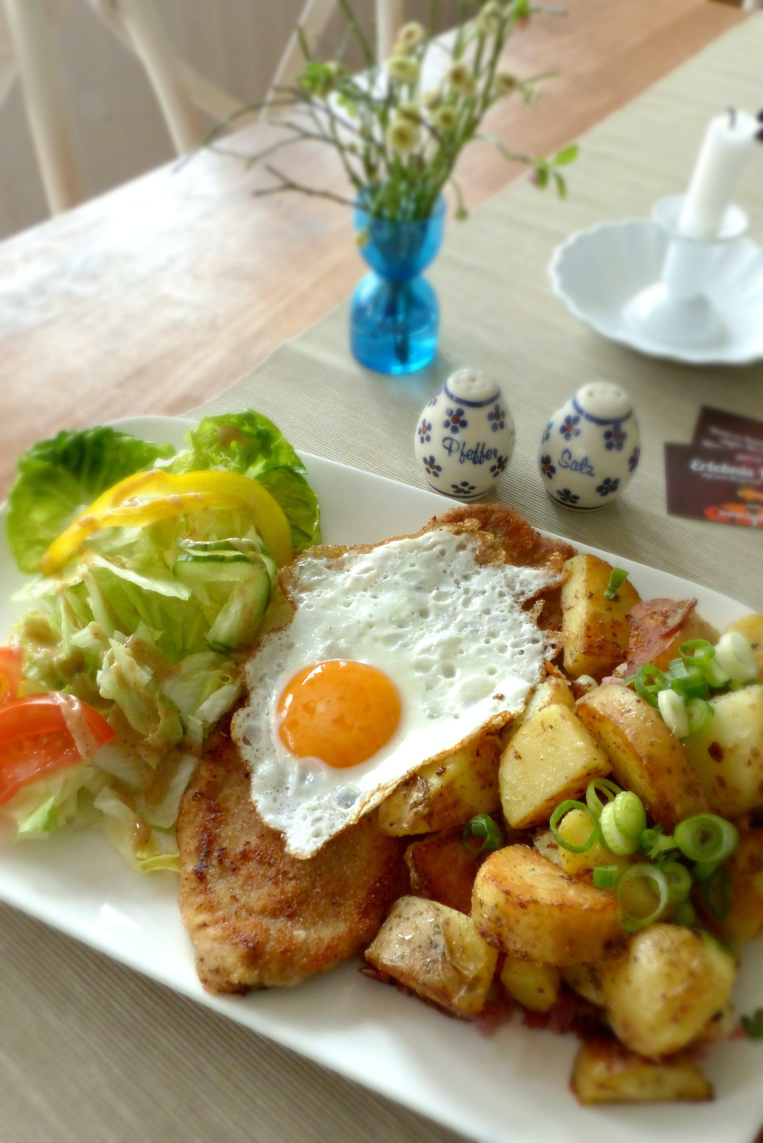 Free stock photo of dish, eating, Fried egg