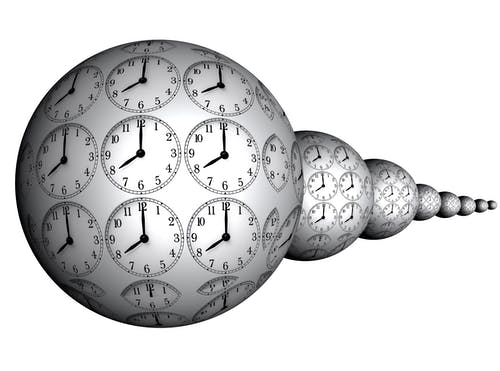 Free stock photo of bed time, bedtime, big clock