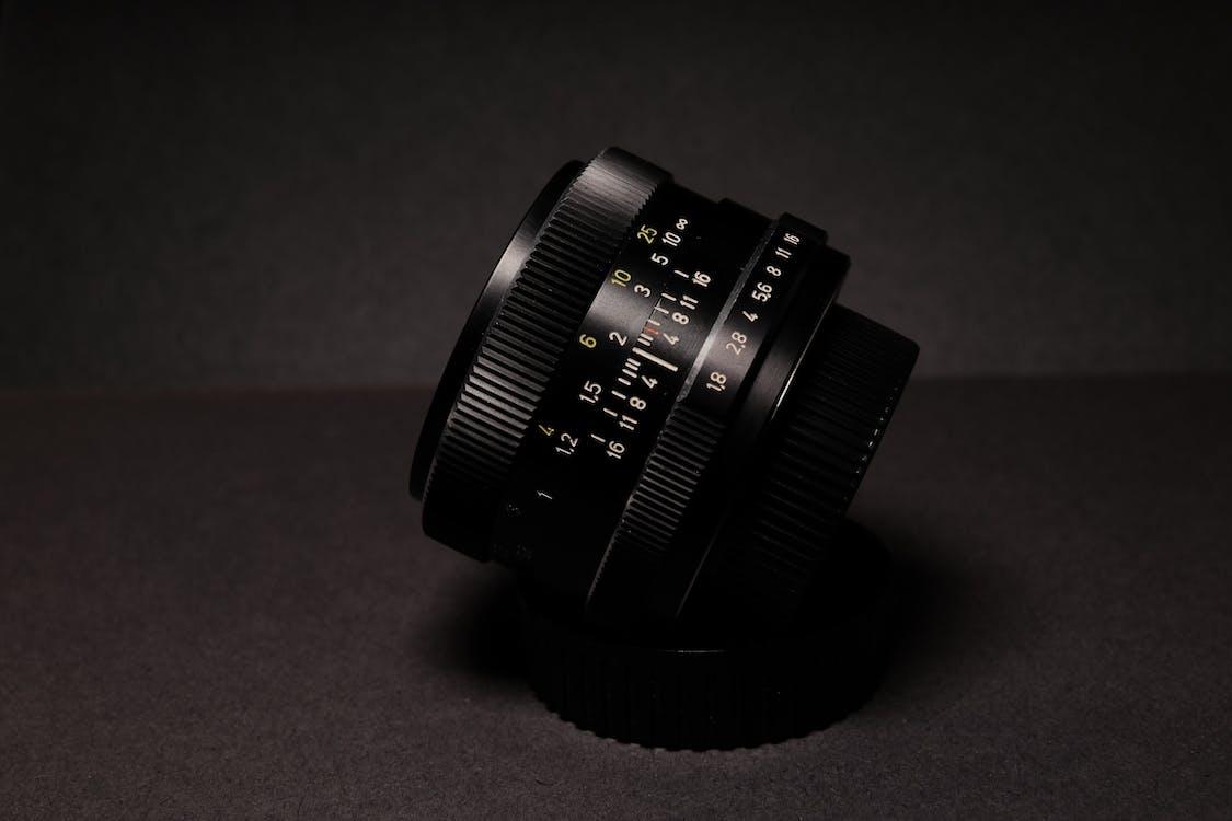 detailný záber, elektronika, fotografia