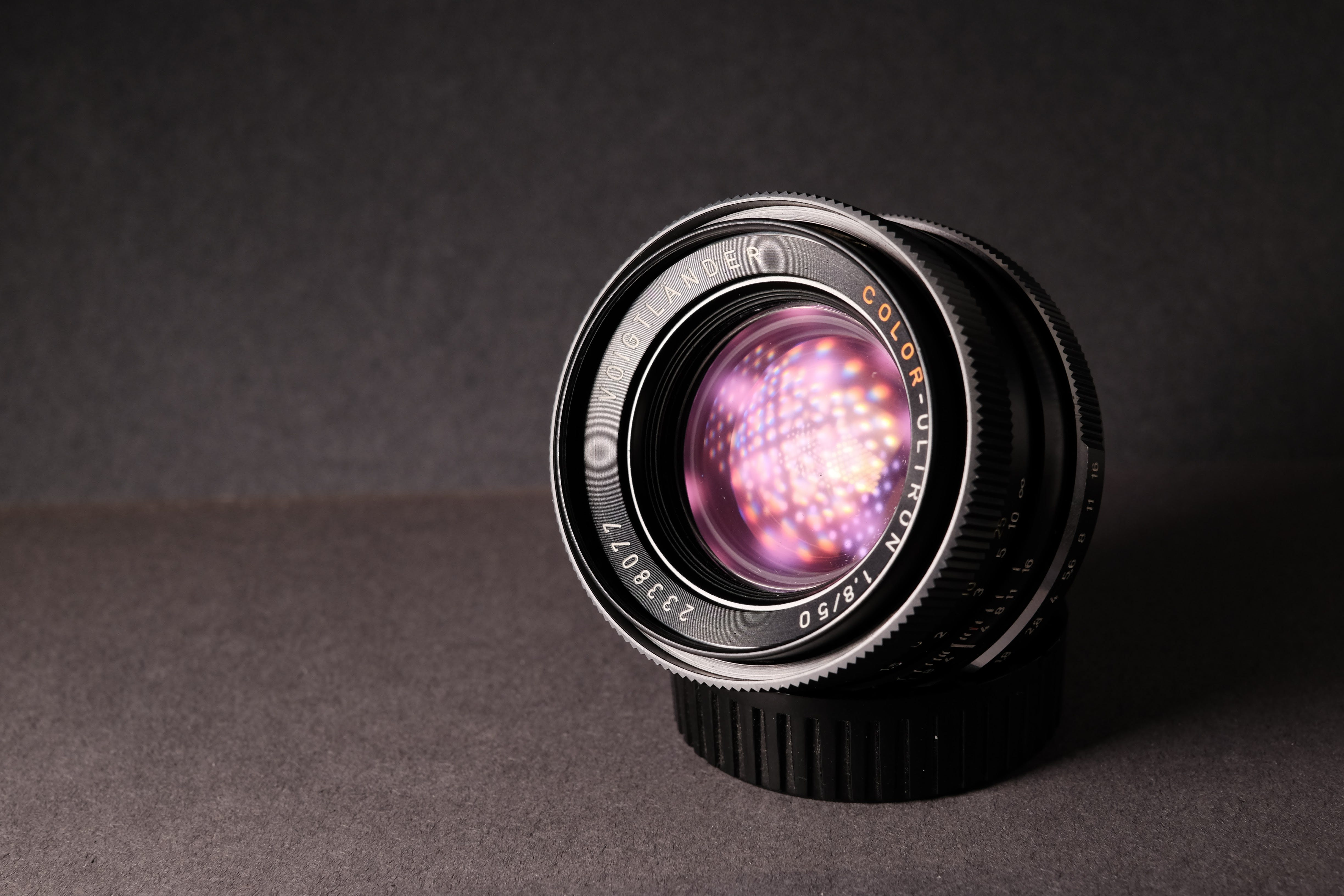 Close-Up Photography of Camera Lens