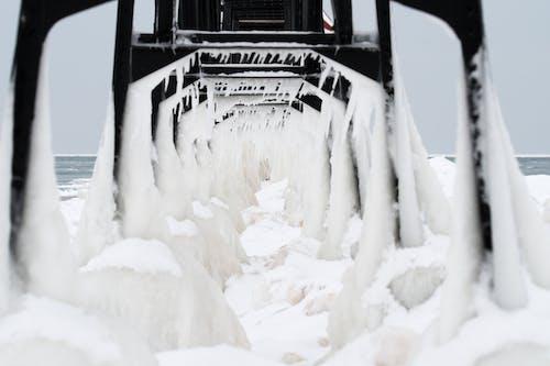 Gratis stockfoto met bevroren, bevroren meer, catwalk, h2o