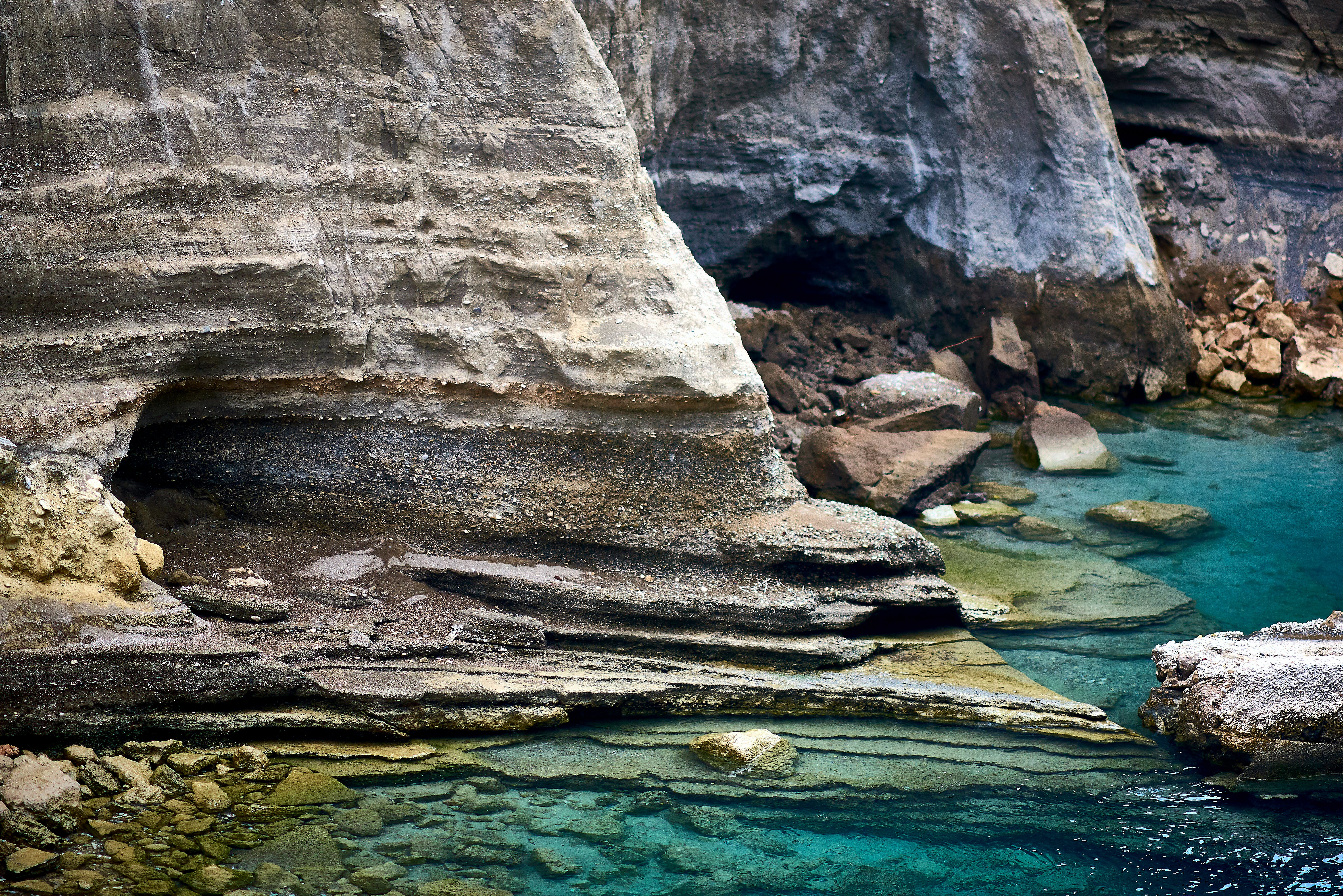 Free stock photo of aegean, Corinth Canal