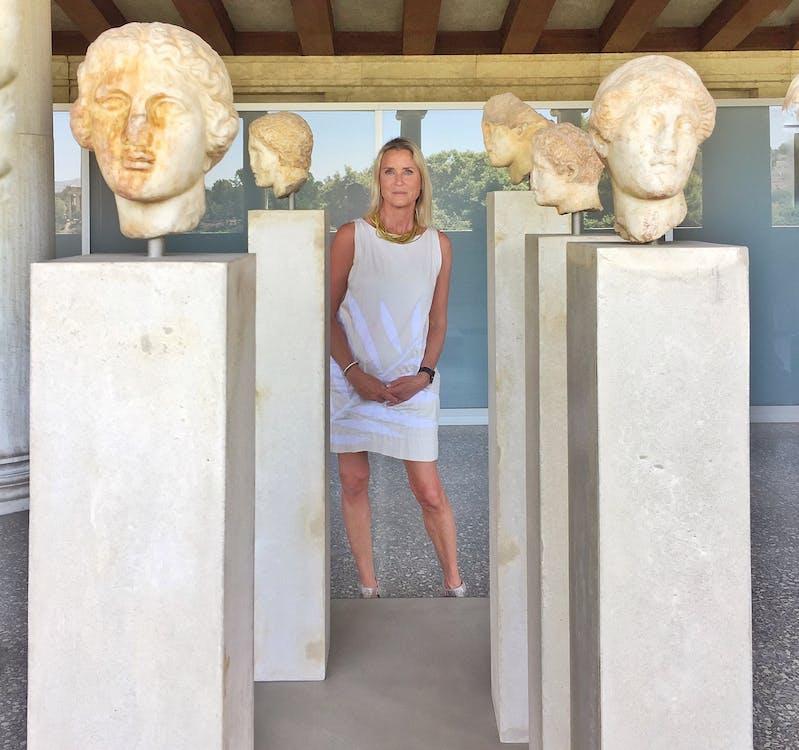 Atena, Grecia, muzeu