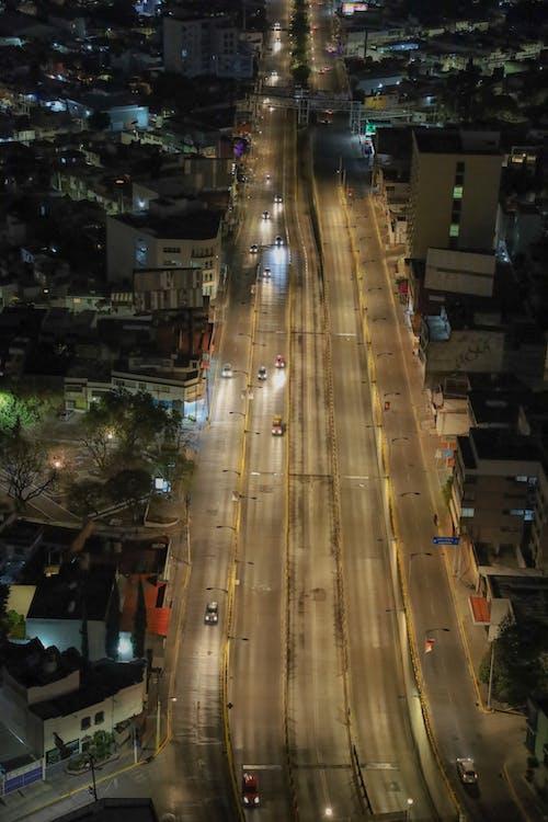 Free stock photo of battle of puebla comemoration, midnight, night city