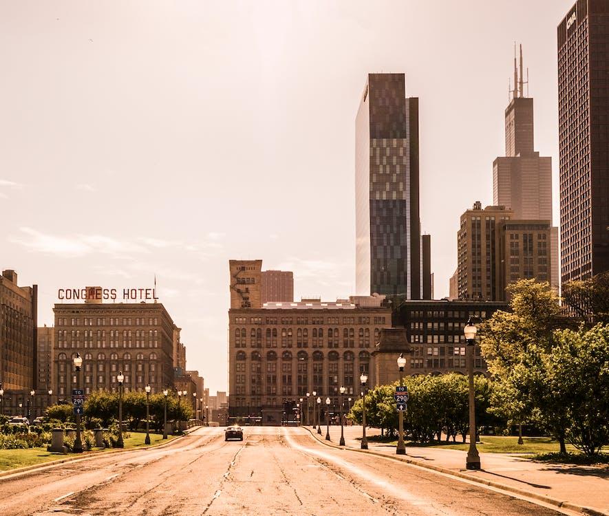 オレンジ色, シカゴ, シティ