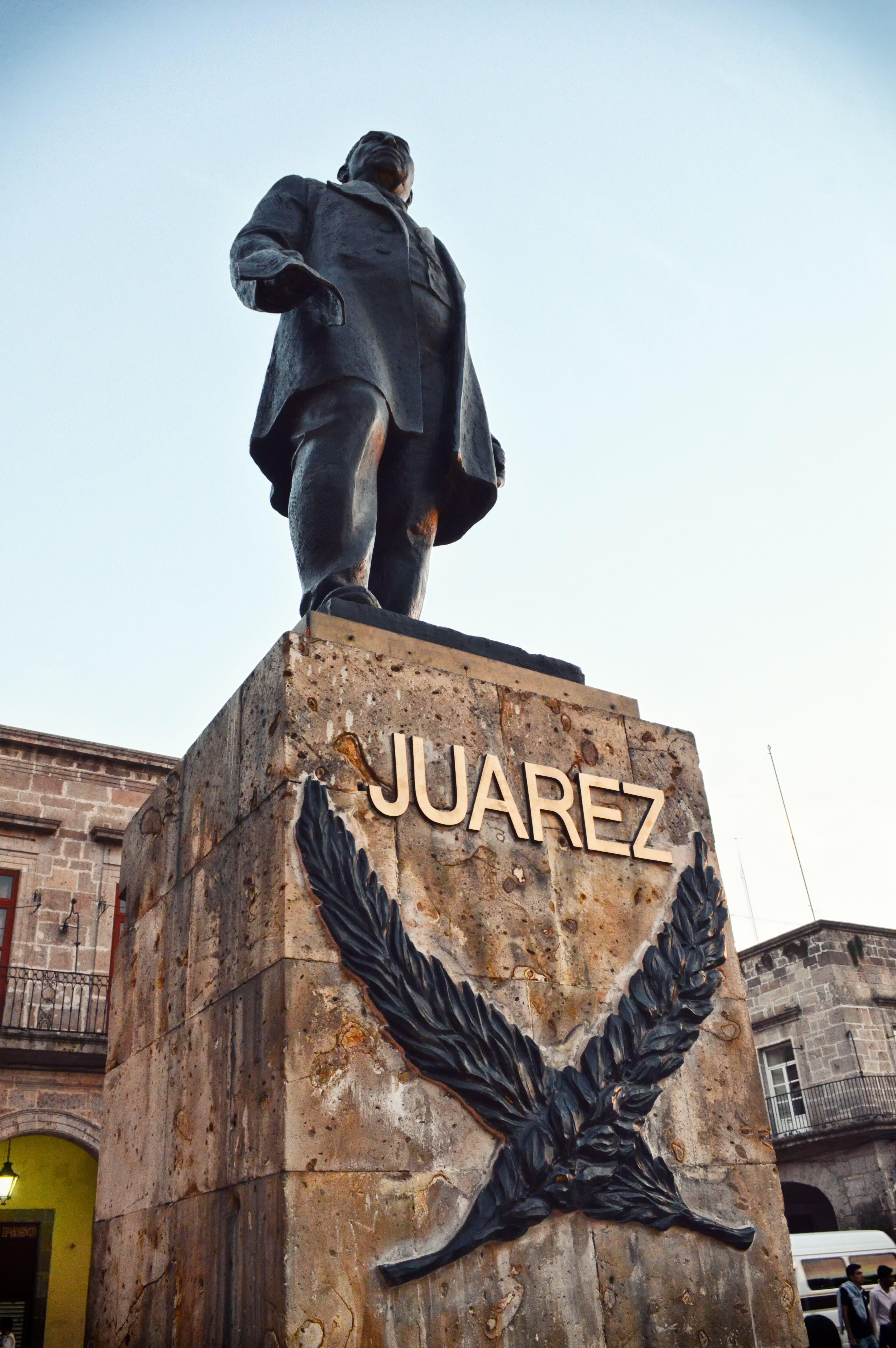 Juarez Monument