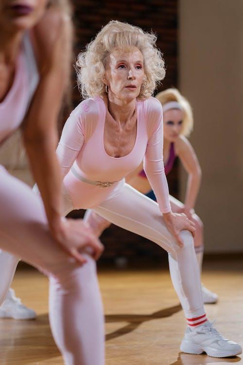 Imagine de stoc gratuită din aerobic, clasic, colanti