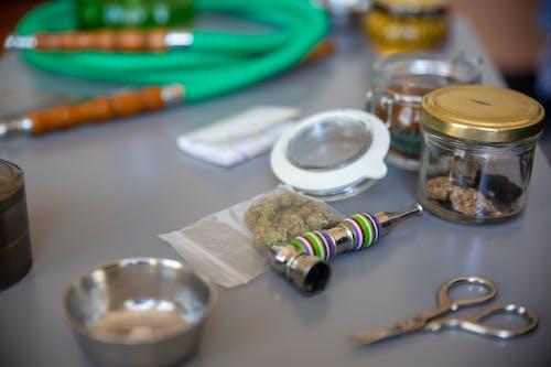 Kostenloses Stock Foto zu cannabis, freizeitdrogen, marihuana