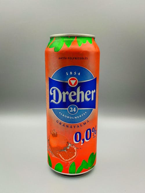 Free stock photo of alkoholmentes sör, beer, blue