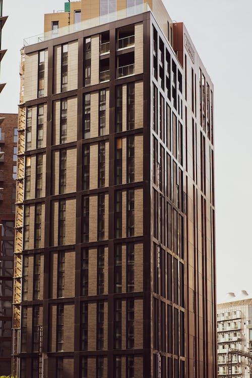 Facade of a High-Rise Building