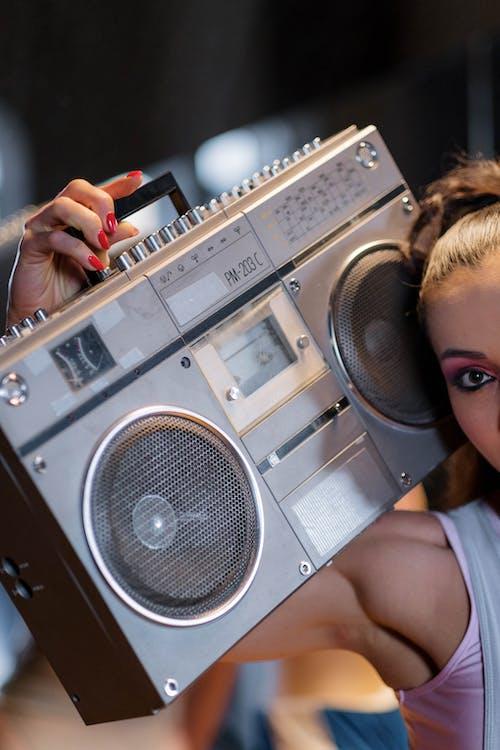 Kostnadsfri bild av 80s, dans, elektronik