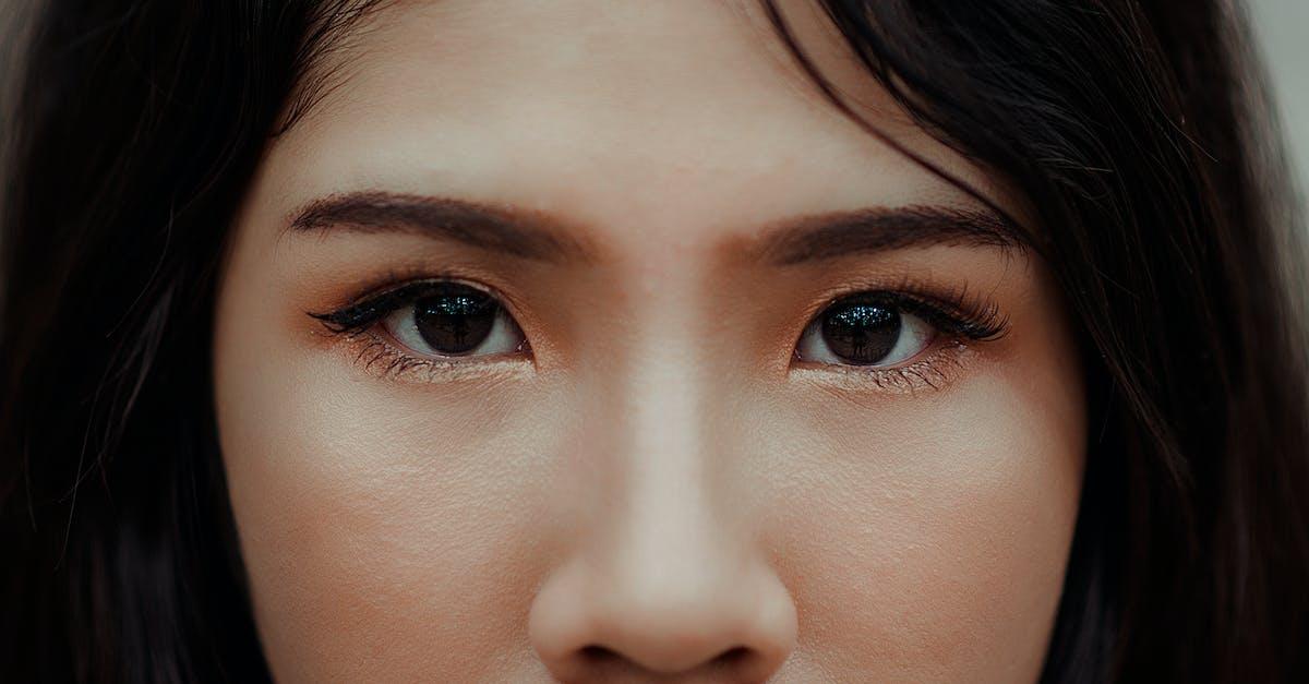Girl closeup