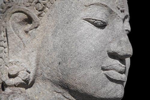 Ảnh lưu trữ miễn phí về bức tượng, chạm khắc, cục đá, phật