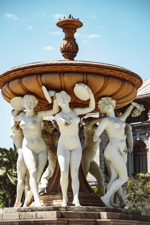 Fotos de stock gratuitas de arquitectura, Arte, escultura