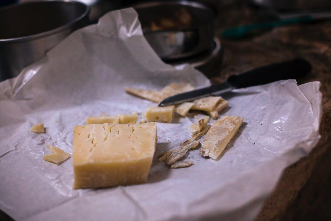 Sliced Yellow Cheese