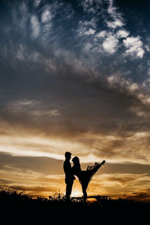 Бесплатное стоковое фото с буря, вечер, живописный