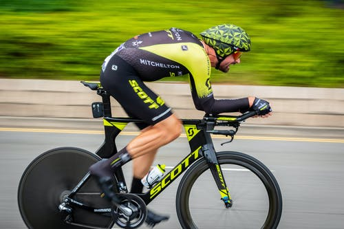 Free stock photo of action, bike, biker