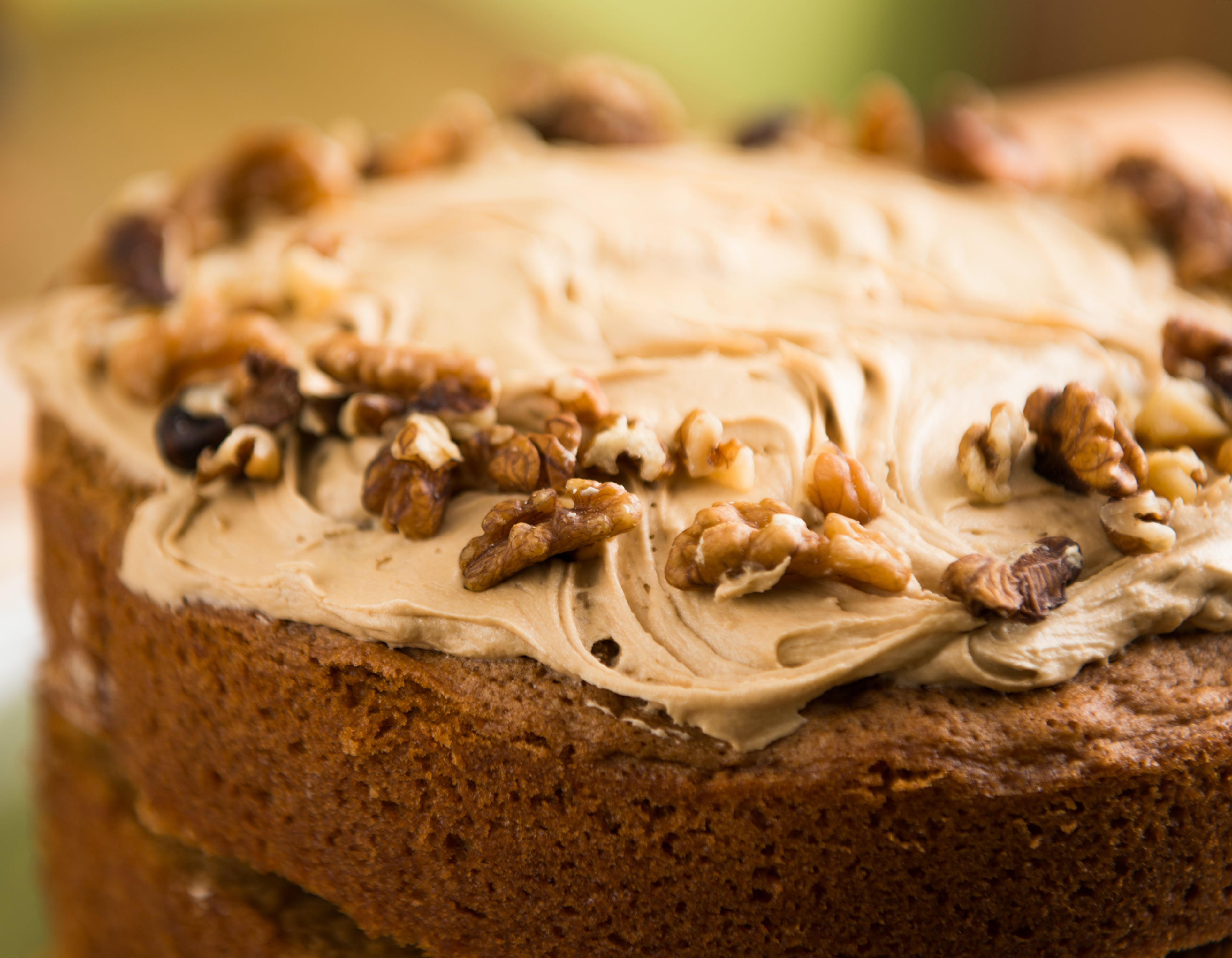 Close Up Shot of Brown Pastry