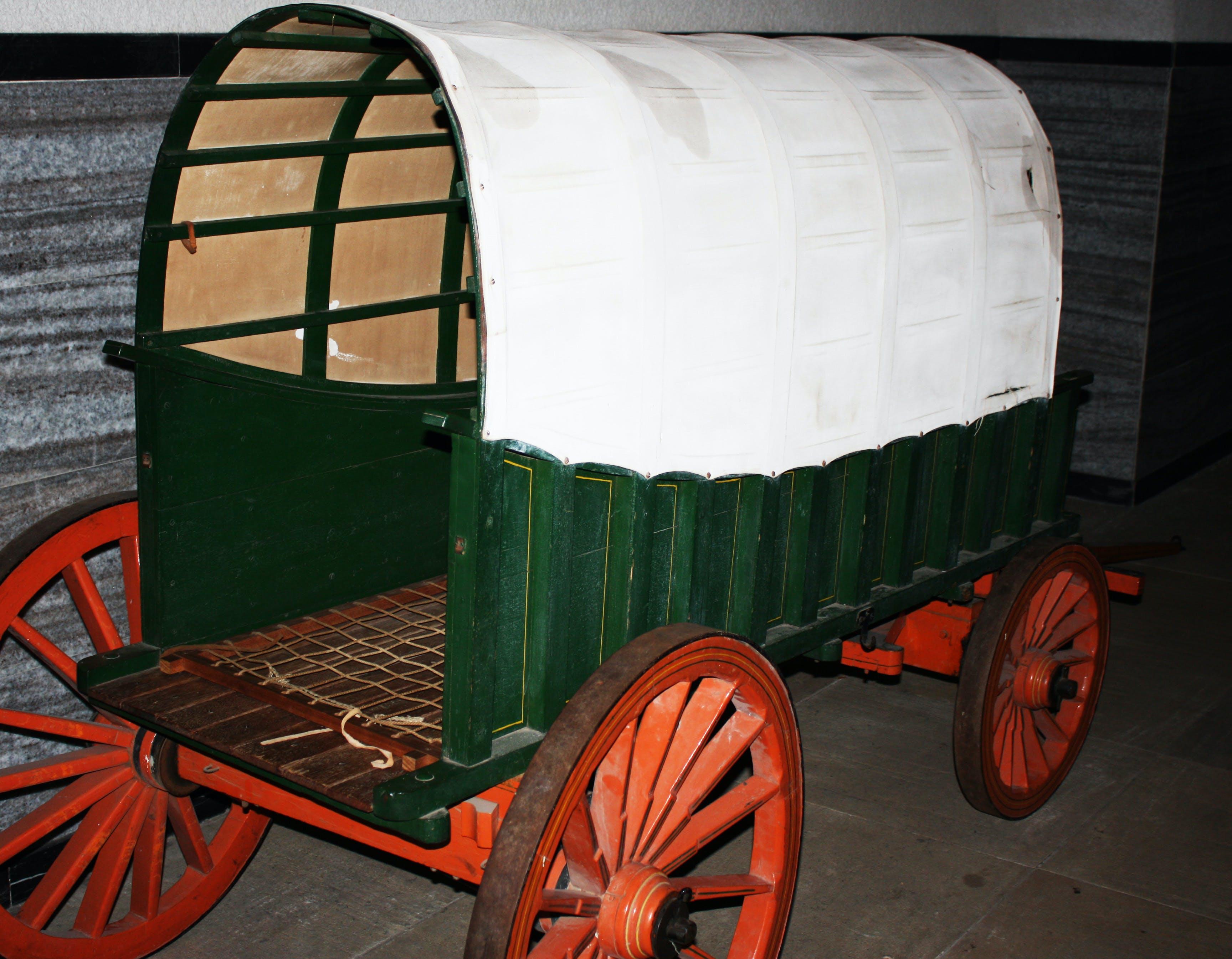 Free stock photo of landmark, vehicle, vintage, wooden