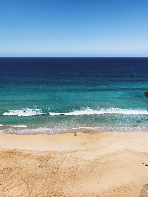 Free stock photo of at the beach, atlantic ocean, beach