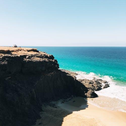 Free stock photo of atlantic ocean, beach, blue ocean
