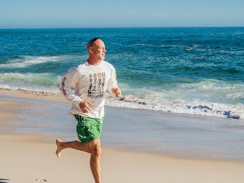 Kostenloses Stock Foto zu freizeit, joggen, laufen