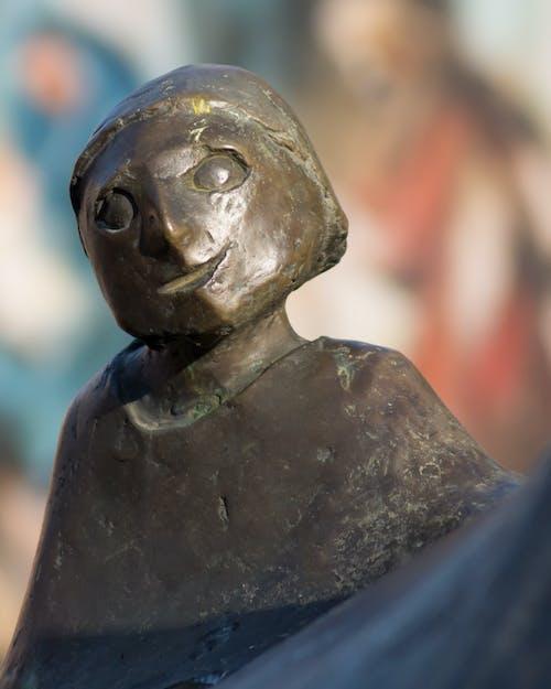 Free stock photo of beautiful, beautiful sculpture, blur, blurred