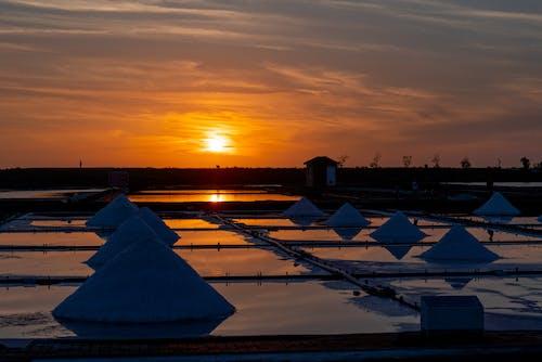 Ingyenes stockfotó naplemente, napnyugta, só témában