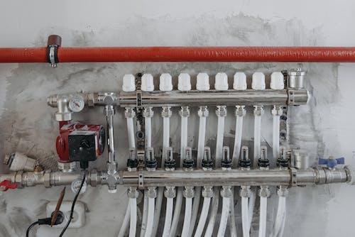 Steel Underground Heating Manifolds