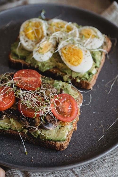 Imagine de stoc gratuită din avocado, cină, delicios
