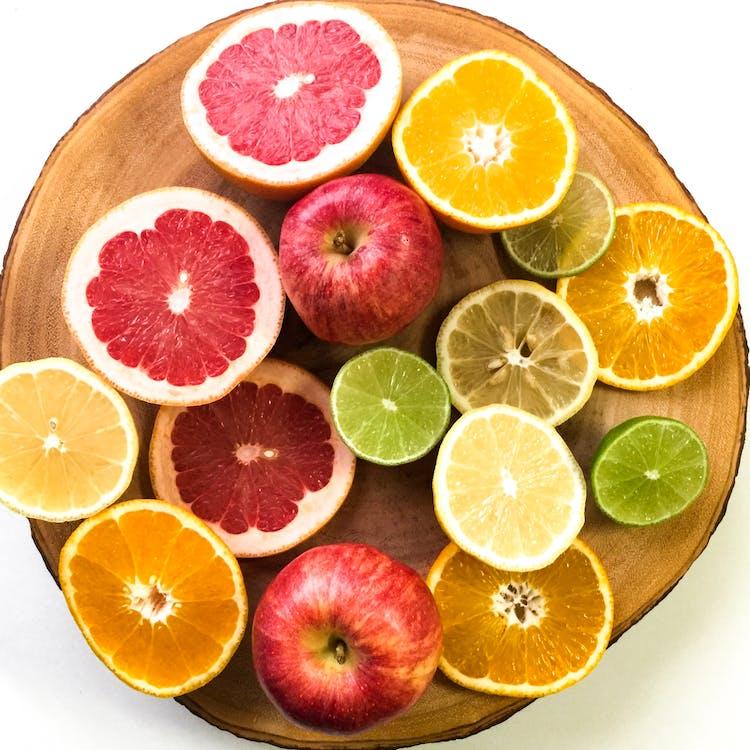 appelsiner, citron, Citrus