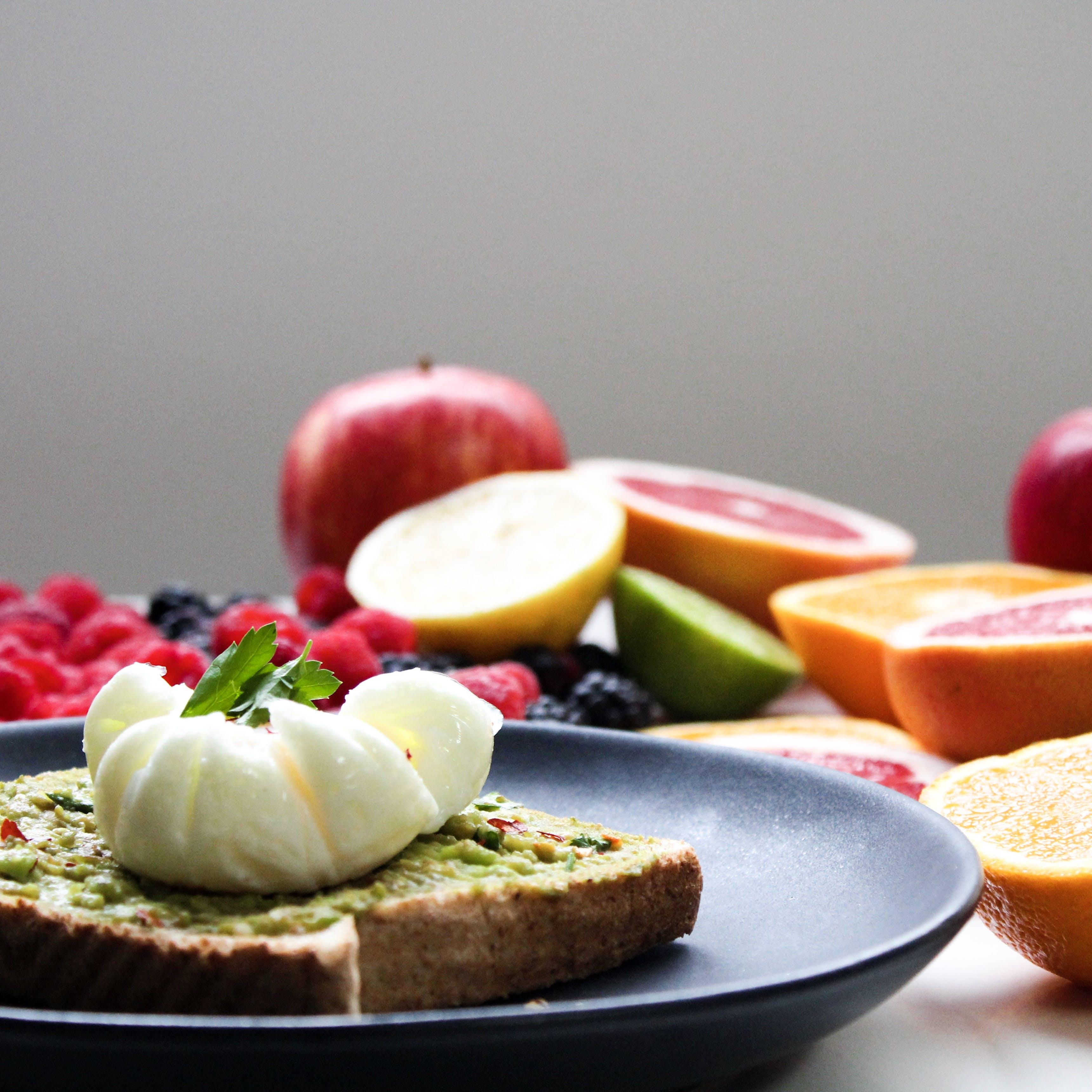 Ilmainen kuvapankkikuva tunnisteilla hedelmät, herkullista, itse tehty, kermavaahto