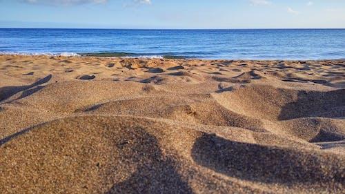 Gratis lagerfoto af baggrund, sand, vand