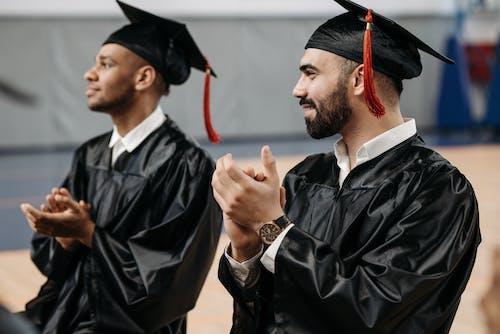 Photos gratuites de anciens élèves, applaudir, bonheur