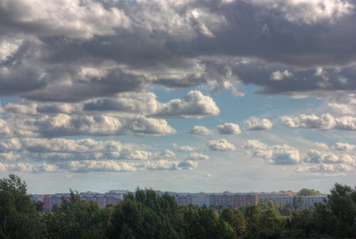 구름의 무료 스톡 사진