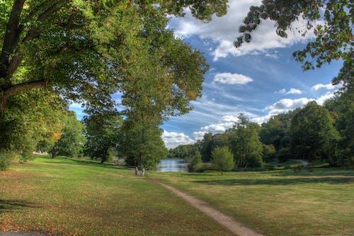스톡홀름, 정원의 무료 스톡 사진