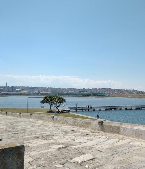 Free stock photo of blue sky, bridge, historical