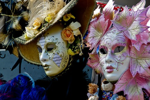 Fotos de stock gratuitas de carnaval, máscara, Venecia